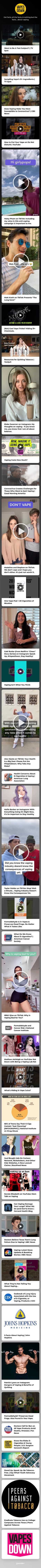 Get facts, all the facts, & nothing but the facts... about vaping. Your Music, Vaping, Facts, Vape, Electronic Cigarettes, Smoking, Knowledge, Truths