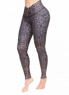 862675438c5a Girls Pattern Printed Leggings with slim and tone control