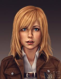Christa Renz by trixdraws.deviantart.com on @deviantART