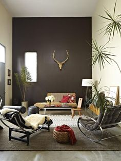 I love accent walls
