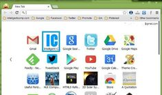 INTELLIGENT COMPUTING: How to create your own chrome app to launch a website