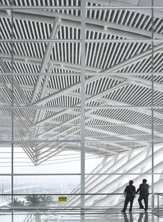 Gallery of Guangzhou South Railway Station / TFP Farrells - 4