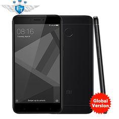 "Cheap smartphone 3gb, Buy Quality octa core directly from China xiaomi redmi Suppliers: Global Version Xiaomi Redmi 4X 4 X PRO Smartphone 3GB 32GB 5.0"" HD Screen Snapdragon 435 Octa Core 4100mAh 13.0MP LDD LTE OTA"