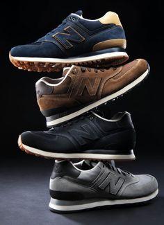 New Balance / Follow My SNEAKERS Board!