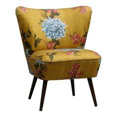 Fauteuil Vintage Flower - Vintage zitmeubelen - Zitmeubelen | Zen Lifestyle