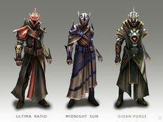 Destiny Warlock Armor | DestinyTheGame