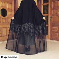 "91 Likes, 13 Comments - Do Buy Abaya (@do_buy_abaya) on Instagram: ""Gosh Cantik Nya !! .. Hope can dream of the abaya . Good Night . """