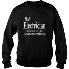 Funny Electrician Quotes TShirt Electrician Job Title Gift Check more at http://electricianteeshirts.com/2017/01/02/funny-electrician-quotes-tshirt-electrician-job-title-gift/