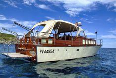Idéale pour sortie détente en vacances Location Bateau, Boat, Teak, Exit Room, Dinghy, Boats, Ship