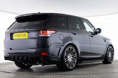 Used Land Rover Range Rover Sport SDV6 HSE URBAN RRS Grey for sale Essex KV66GUE | Saxton 4x4