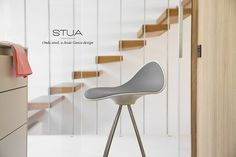 stua:  STUA collection has one of the most popular stool in the world now: Onda, a Jesus Gasca design.