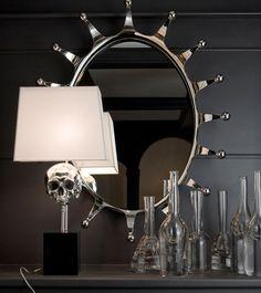 Rachellabelle Interiors: REALTOR®, Interior Decorator & Home Stager in Edmonton, AB: Outta My Skull: Halloween Edition