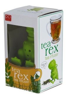 Tea Rex  Infuser