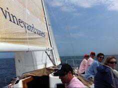 vineyard vines sail boat | Martha's Vineyard | http://70.40.202.57/team-vv-sails-figawi.htm
