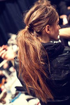 ♥  Frashion: THE HAIR!   Red Carpet Hair Up!