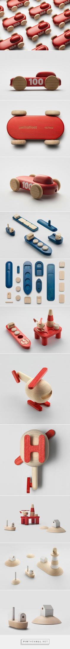 Wooden Toys by Permafrost | Inspiration Grid | Design Inspiration - created via http://pinthemall.net