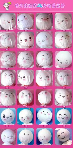 I posted these to give you ideas for making faces on cake pops for baby shower using food grade markers.  :) cute doll faces~