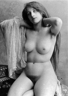 Photography Victorian nude