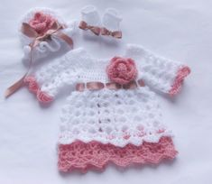 This would be a nice coming home outfit.  Newborn dress  baby dress baby clothes first outfit take home hospital matinee infant frock newborn dress on Etsy, $58.00