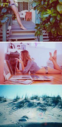 Summer. Hobbies