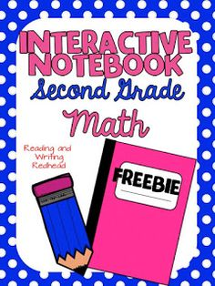 Classroom Freebies Too: Interactive Math Notebook Freebie