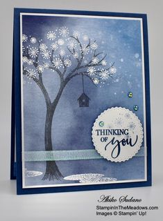 Stampin' Up! Life Is Beautiful Thinking of You – Stampin' in the Meadows