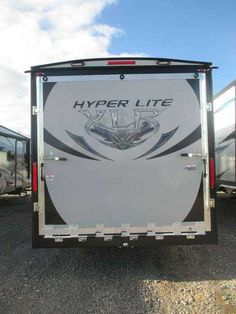2016 New Forest River XLR Hyperlite 29HFS Toy Hauler in Oklahoma OK.Recreational Vehicle, rv, 2016 XLR Hyperlite 29HFS GREAT FAMILY /HAULER LAYOUT! CAN BE USED AS HAULER OR BUNK HOUSE! 3 RECLINER SOFA! SEPARATE GARAGE/LIVING AREA! FRONT ISLAND BED! EXTREME WEATHER PACKAGE! MOBILE FUEL STATION! SLEEPS UP TO 8 AND LOADED WITH ALL THE EXTRAS! NEW BODY STYLE! 10.5 FT. CARGO LENGTH! FACTORY OPTIONS ON THIS UNIT: Grey Glass Exterior upgrade, Kick Start Package (See MSRP invoice for details)…