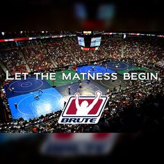 It's time for MARCH MATNESS! #BruteWrestling #MarchMatness via brutewrestling★ Wrestling Gear