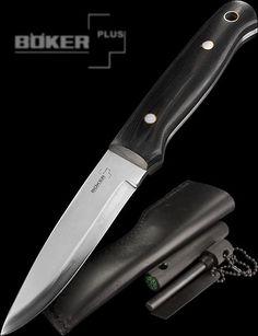 Boker Plus Bushcraft Knife - Definitely want one of these.