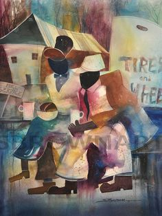 2329 Best African American Art Images Paintings Africa Art