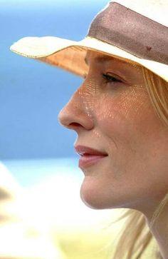 Evening sunshine☆Cate Blanchett