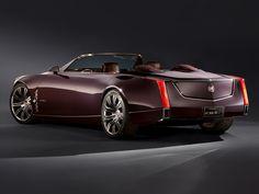 2013 Cadillac Ciel Concept