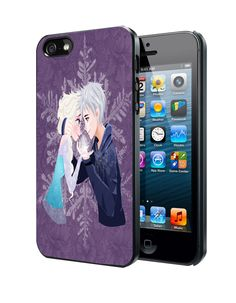 Princess Elsa and Jack Frost Samsung Galaxy S3/ S4 case, iPhone 4/4S / 5/ 5s/ 5c case, iPod Touch 4 / 5 case