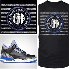 c63a591e4654fd Jordan 10 Lady Liberty   Men s T-Shirt to match the Jordan X Lady ...