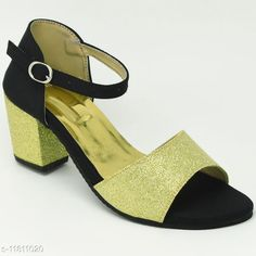 Others MARATHON Beautiful Women Gold Heels Sandles Material: Mesh Sole Material: PVC Fastening & Back Detail: Ankle Loop Pattern: Solid Multipack: 1 Sizes:  IND-4 Country of Origin: India Sizes Available: IND-8, IND-9, IND-4, IND-5, IND-6, IND-7   Catalog Rating: ★4.3 (1796)  Catalog Name: Latest Fabulous Women Heels & Sandals CatalogID_2238997 C75-SC1061 Code: 604-11811020-078