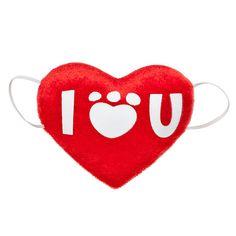 I Love You Heart Pillow | Build-A-Bear Workshop
