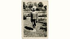 Wladyslaw Kolopoleski was seven years old when he was abducted and taken to Pomerania to perform forced labor on a farm. His taskmaster beat him so severely that he had to have an operation on his head. © Archive, Foundation for Polish-German Reconciliation, Warsaw