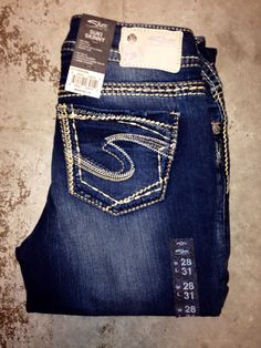 Silver Jeans Co. Suki Skinny Jean
