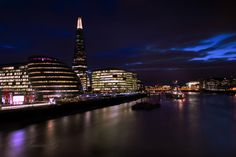 #london #shard #thames #cityhall #belfast #river #norman_foster #maximg_photography #architecture #nightphotography