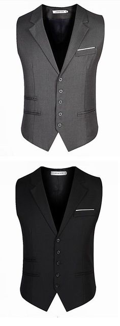 Nowadays few men still use vests! We have got many vests for you! Enjoy Early Bird Christmas sales discount until Dec Urban Apparel, Gentleman Mode, Gentleman Style, Suit Fashion, Mens Fashion, Fashion Outfits, Fashion 2016, Style Masculin, Suit And Tie