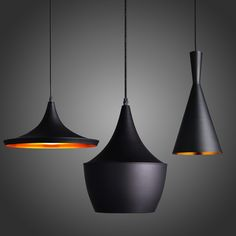 Contemporary Three Pendant Light Fixture Multi Suspended Lighting, adding a nice touch to a game room or kitchen island area.