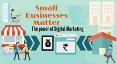 The world of marketing is shifting from traditional marketing like advertisement on TV, Radio or banners and many others to digital marketing. Now a days small