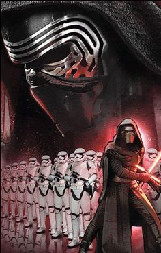 Star Wars VII: The Force Awakens promotional art emerges | Illustration | Creative Bloq