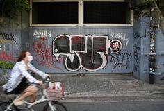 Como Tóquio se tornou a capital do graffiti da Ásia