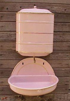 Soap Set, Pink