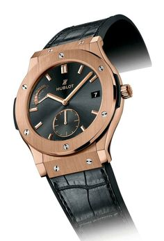 74d4a270d76 Hublot - Classic Fusion 8-day Power Reserve Bvlgari Watches