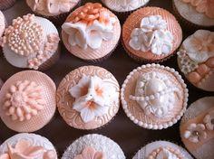 Romantische Cupcakes met Fondant - Twinkelotje.nl