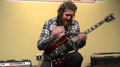 Carter Vintage Guitars - Brent Hinds from Mastodon on a 1968 Gibson SG