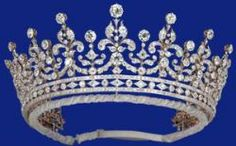 british crown  Girls of Great Britain and Ireland tiara    I really like this one