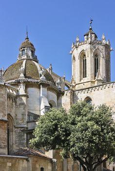 Catedral de Santa María.